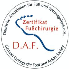 Deutsche Assoziation für Fuß und Sprunggelenk